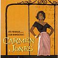 Carmen Jones, Dorothy Dandridge, 1954 by Everett