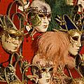 Carnival Masks For Sale by Jim Richardson