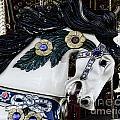 Carousel Horse - 9 by Paul Ward