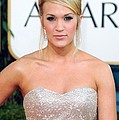 Carrie Underwood At Arrivals For The by Everett
