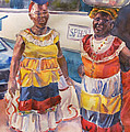 Cartegna Ladies by Joyce Kanyuk