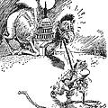 Cartoon: New Deal, 1937 by Granger