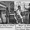 Cartoons Depicting The Racial by Everett