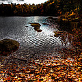 Cary Lake After The Storm by David Patterson