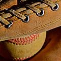 Catcher's Mitt by Bill Owen