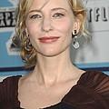 Cate Blanchett At Arrivals by Everett