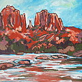 Cathedral Rock 2 by Sandy Tracey
