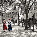 Catwalk In New York 1901 by Steve K