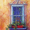 Chair In The Window by Tanja Ware