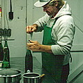 Champagne Methode Champenois by Padre Art