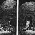 Champagne Production, 19th Century by Cci Archives