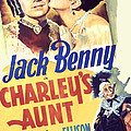 Charleys Aunt, Jack Benny, Kay Francis by Everett