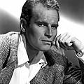 Charlton Heston, 1950s by Everett