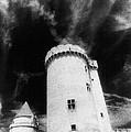 Chateau De Blandy Les Tours by Simon Marsden