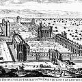 Chateau De Vincennes by Granger
