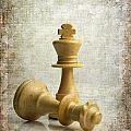 Chess Pieces by Bernard Jaubert