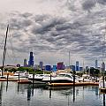 Chicago N Sails by Emily Stauring