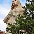 Chief Blackhawk Statue by Bruce Bley