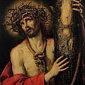 Christ Man Of Sorrows by Antonio Pereda y Salgado