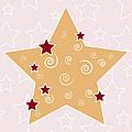 Christmas Star by Frank Tschakert