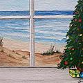 Christmas Window by Brad Hook