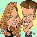 Cindy And Jordan by Chris Berg