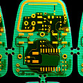Circuit Boards by Adam Hart-davis