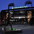 Citizens Bank Park by Andrew Dinh