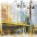 City-art Berlin Potsdamer Platz by Melanie Viola