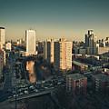 Cityscape Of Beijing, China by Yiu Yu Hoi