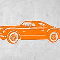 Classic Car 2 by Naxart Studio