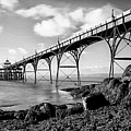 Clevedon Pier by Photographer Nick Measures