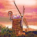 Cley Windmill 2 by Chris Thaxter