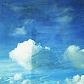 cloud painting Print by Setsiri Silapasuwanchai