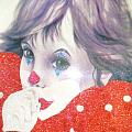 Clown Baby by Unique Consignment
