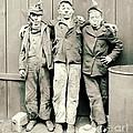 Coal Breaker Boys 1900 by Padre Art