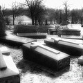 Coffins And Angel by Jeff Holbrook
