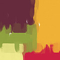Colorblock Winter by Heidi Smith