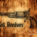 Colt Revolvers by Cheryl Young