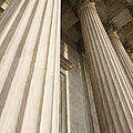 Columns Of The Supreme Court by Roberto Westbrook