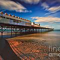 Colwyn Pier by Adrian Evans