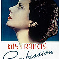 Confession, Kay Francis, 1937 by Everett