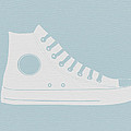 Converse Shoe by Naxart Studio
