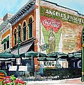 Coopersmith's Again Print by Tom Riggs