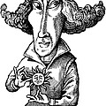 Copernicus, Caricature by Gary Brown