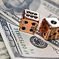 Copper Dice And Money by Susan Leggett