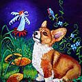 Corgi Magic - Pembroke Welsh Corgi by Lyn Cook