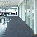 Corridor In A Modern Office by Iain Sarjeant