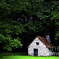 Cottage In The Woods by Fabrizio Troiani