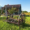 Country Classic Oil by Steve Harrington